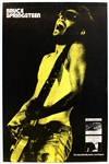 "Bruce Springsteen Original ""Greetings from Asbury Park"" and ""The Wild, The Innocent & The E Street Shuffle Promotional Poster"
