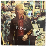 "Tom Petty & The Heartbreakers Signed ""Promise"" Album"