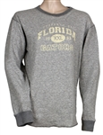 "Beyoncé ""Obsessed"" Screen Worn ""Property of Florida"" Grey Sweatshirt"
