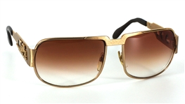 "Elvis Presley Historic 1972 Madison Square Garden Stage Worn and Owned Custom ""TCB"" Prescription Sunglasses"