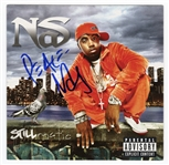"Nas Signed ""Stillmatic"" C.D. Insert"
