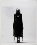 Stevie Nicks Original Sam Emerson Over-Sized Photograph Print