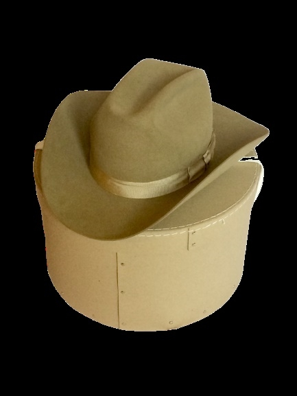 Bob Dylan Owned & Worn Custom Stetson Cowboy Hat