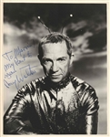 "Ray Walston ""My Favorite Martian"" Signed Photograph Beckett Authentication"