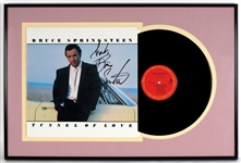 "Bruce Springsteen Signed ""Tunnel of Love"" Album"