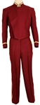Michael Jackson Owned & Worn Palace Hotel Bellhop Uniform