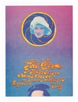Cream (Eric Clapton) Original 1968 Shrine Exposition Hall Concert Handbill