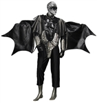 KISS Gene Simmons Reproduction Stage Costume and Mannequin
