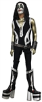 KISS Peter Criss Reproduction Stage Costume and Mannequin