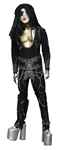 KISS Paul Stanley Reproduction Stage Costume and Mannequin
