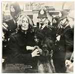 "John Lennon Signed ""Life with the Lions"" Album Authenticated by Frank Caiazzo"