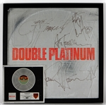 "KISS ""Double Platinum"" Fully Signed Album"