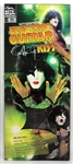 KISS Paul Stanley Autographed Electric Guitar Toy