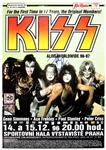 KISS s Peter Criss Signed KISS Alive World Wide Tour Poster