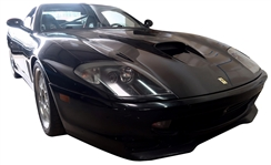 Eddie Van Halen Owned 2000 Black Ferrari 550 Custom Race Car 28,000 Miles