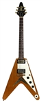 Keith Richards Owned & Played Iconic Gibson Flying V Prototype Guitar