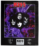 KISS Original Commemorative Poster #2