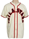 Negro League Multi-Signed Jersey - with Gene Benson, Roy Williams, Stanley Glenn and others.