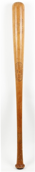 Norm Cash Game Used Bat