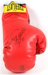 Larry Holmes Signed Boxing Glove JSA Authentication