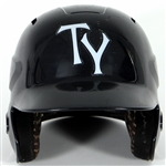 Aaron Judge Game Used 2014 Tampa Yankees Batting Helmet