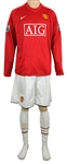 Cristiano Ronaldo Nike 2008/2009 Manchester United Jersey, Shorts & Socks Match Worn Kit