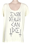 "Kesha ""Die Young"" Owned and  Studio Worn Shirt"