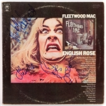 Fleetwood Mac English Rose Album Signed by Fleetwood, Green and McVie JSA
