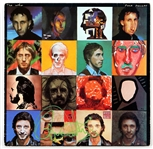 "The Who Roger Daltrey Signed ""Face Dances"" Album JSA"