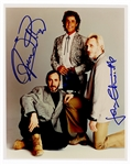 The Who Roger Daltrey and John Entwistle Signed Photograph