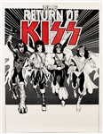 The Return of KISS Poster
