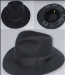Michael Jackson Signed and Stage Used Fedora