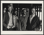 The Doors Original Henry Diltz Signed 11 x 14 Photograph