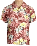 Michael Jackson Owned & Worn Hawaiian-Style Short-Sleeved Shirt