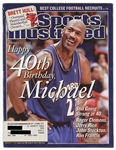 2003 Sports Illustrated Michael Jordan 40th Birthday Issue