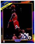 1992 Starting Lineup Michael Jordan Posters Factory Samples!
