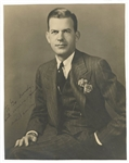 William Pawley Signed Photograph