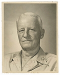 Admiral Chester W. Nimitz Signed and Inscribed Photograph